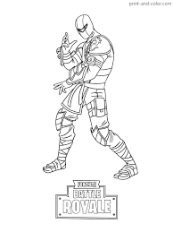 Fortnite survivalist attacker coloring page. Fortnite Unicorn Coloring Pages Cartoon Coloring Pages Coloring Pages