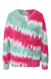 Женский разноцветный хлопковый <b>свитшот WILDFOX</b> — купить ...