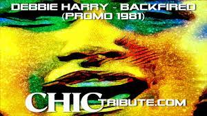 CHIC Production: Debbie Harry - Backfired (Promo 1981) - YouTube