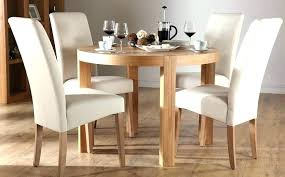 4 foot square dining table 4 foot round table oak table and chairs round oak dining