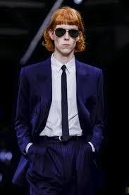 Celine Men 2019aw Hair Style解説 Web Magazin 点と線 Le Salon