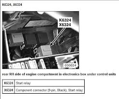 540i sport intermittant voltage at the starter during crank is graphic