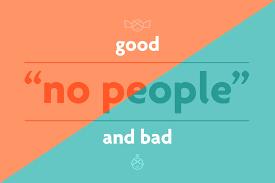 separate people. separate people t