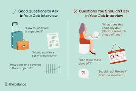 Best Questions To Ask After An Interview 30 Questions To Ask The Hiring Manager In A Job Interview