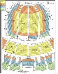 Boston Opera House Floor Plan Lovely Fresh Seating Chart For