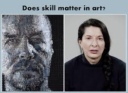 Artistic Skills Enchanting The Debate Over Skill In Visual Art And Conceptual Art Art