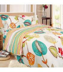 cotton duvet cover set 22305