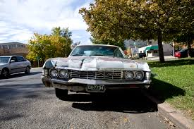 THE STREET PEEP: 1967 Chevrolet Impala