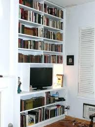 bookshelves cabinets wall unit 4 bookcases units cabinetry shelves shelving custom built new city uni