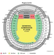 Four Seasons Centre Performing Arts Toronto Seating Chart Rogers Centre Tickets Buy Rogers Centre Tickets Online