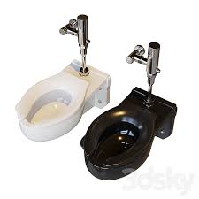 commercial wall mounted toilet