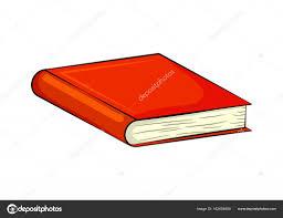 closed book cartoon vector symbol icon design beautiful ilr stock vector