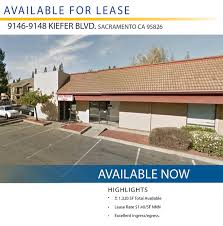 9146 9148 kiefer blvd sacramento ca retail space now available