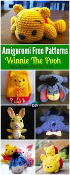 Winnie The Pooh Crochet Pattern Best Decoration