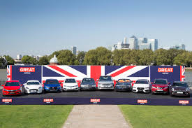 new car release 2014 ukBest year in a decade for British car manufacturing as exports