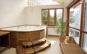 Bathroom:Wonderful Asian Bathroom Design With Unique Wooden Wall And Small  Bathtub Idea Heavenly Asian