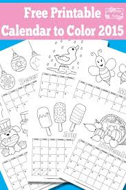 Small Picture Printable Calendar for Kids 2017 Free printable calendar