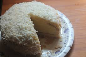 Best Coconut Cake Recipe Coconut Cake With Cream Cheese Frosting