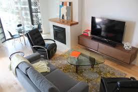 interior design san diego. Living Room Of Historical Brick Modern Flat In San Diego, CA, Designed By Embriō Interior Design Diego A