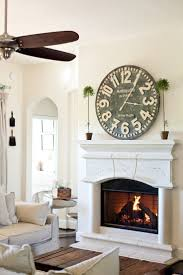 Decorating A Large Wall 219 Best Large Wall Clock Decor Images On Pinterest Big Clocks
