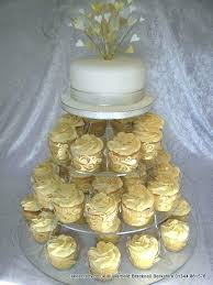 Wedding Cakes With Cupcakes On Tiers Wedding Cakes Are Favorite Part