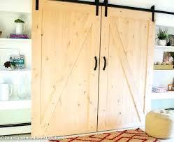 build your own barn door our sliding barn doors tutorial diy barn door with glass insert
