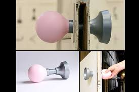 Cool bedroom door knobs Lowes What Better Way Is There To Do This Than By Adding Honking Door Knob To Their Bedroom Door Over30mommy Cool Door Knobs Perfect For Kids Room Over30mommy