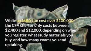 Cfa Candidate Resume Unique Why Become A Chartered Financial Analyst CFA Kaplan Schweser