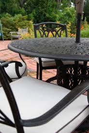 Outdoor Tables U2013 Woodkeeper FurniturePowder Coated Outdoor Furniture