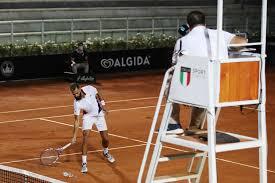 Page officielle de benoît paire www.benoitpaire.com. Benoit Paire Tickt In Rom Aus Tennisnet Com