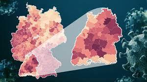 So ist die lage in ihrem landkreis. Diese Karte Zeigt Alle Bestatigten Coronavirus Falle In Baden Wurttemberg