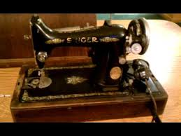 1923 Singer Sewing Machine