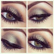 smokey eye makeup tips for hazel eyes 3