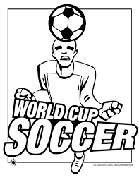 Small Picture World Cup Coloring Pages Woo Jr Kids Activities