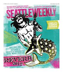 Seattle Weekly, October 03, 2012 by Sound Publishing - issuu