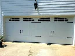 how much does it cost to have a garage door opener installed cost to install garage how much
