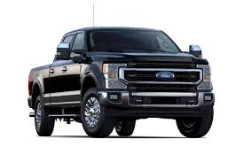 2020 Ford Super Duty F 350 King Ranch Truck Model Details