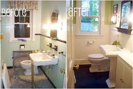 bathroom remodel pictures before and after. 1949 Bathroom Renovation Before And After Remodel Pictures