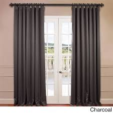 extra wide thermal blackout 120 inch curtain panel ping great deals