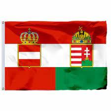 ออสเตรีย Civil Ensign ออสเตรียฮังการี1869ธง150X90cm (3x5FT) 120G 100D  แบนเนอร์คุณภาพสูงจัดส่งฟรี|flags free shipping|austria hungaryflag hungary  - AliExpress