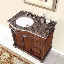bathroom vanity and sink maiden single
