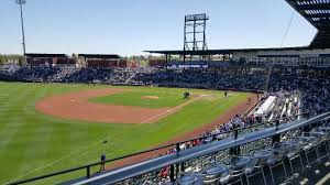 Cubs Park Mesa Az Seating Chart I Love The Cubs Review Of Sloan Park Mesa Az Tripadvisor