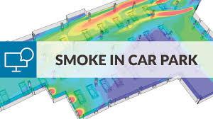 Smoke Ventilation Design Ventilation System Design Study For Smoke Management With Cfd