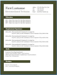Curriculum Vitae Template Word Impressive Curriculum Vitae Template Free Download Sample Word For Students