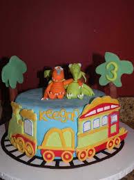 Dinosaur Train Cakecentralcom