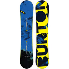 Burton Ripcord Size Chart Burton Ripcord Snowboard