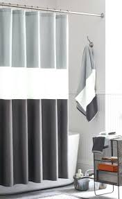 awesome blue and red chevron shower curtain u design pict for grey ideas gray target trends