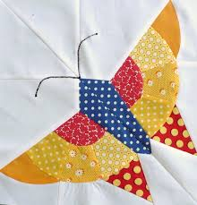 How to Quilt in Fall: 13 of September's Most Gorgeous Free Quilt ... & Alice Brooks Butterfly Block Adamdwight.com