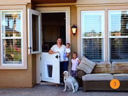modern dutch door steel dutch door with glass dutch door and modern wall lamps and brown modern dutch door