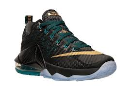 lebron james shoes 12 black. it\u0027s unlikely for most of us to ever own an official pe pair nike lebrons in the \u201cst. vincent-st. mary\u0027s\u201d color scheme from lebron james\u0027 high school. lebron james shoes 12 black r